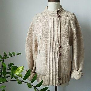 Vintage Sweater Jacket